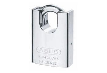 ABUS Closed Shackle Locks 34CS55 & 83CS55